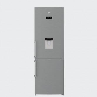BEKO RCNA 365 E 32 DZX kombinovani frižider