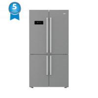 BEKO GN 1416221 ZX side by side frižider